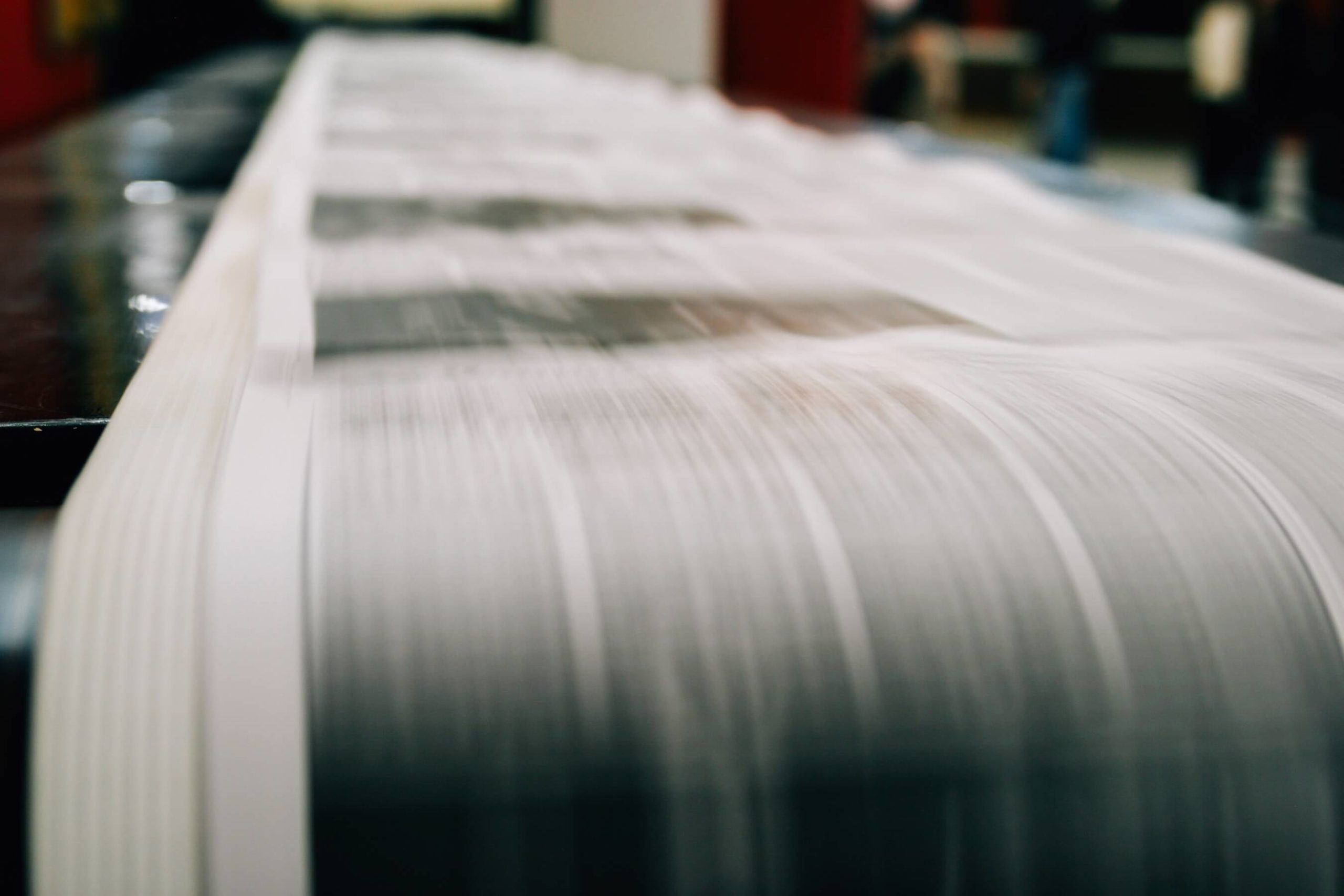 printing and mailing process
