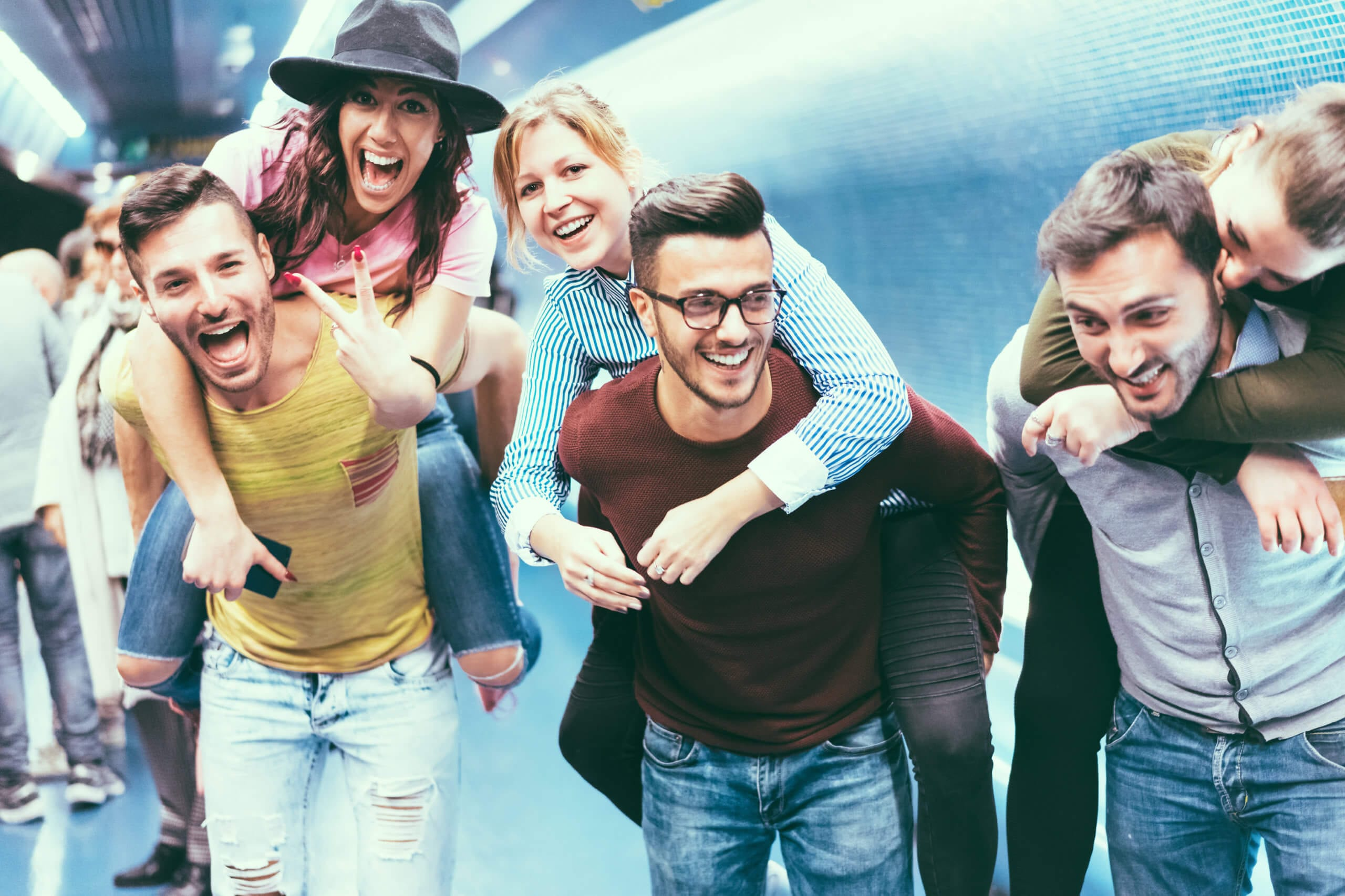 Direct mail generation Z