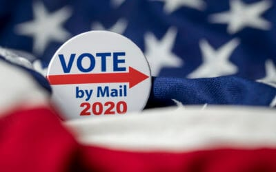 Get Your Political Mail Ready for Vote By Mail